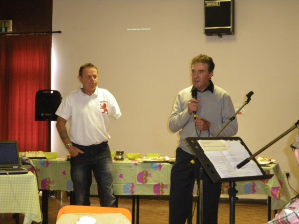 Fred & Mark share their experiences on Le Tour de Fred