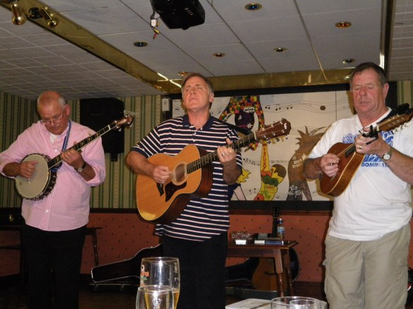 The Hometowners perform at the KSC 110 Club