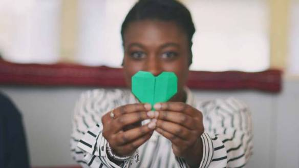 UK-London-Charmaine-from-Christian-Aid-making-green-hearts_opt_fullstory_large